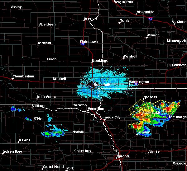 Radar Image for Severe Thunderstorms near Linn Grove, IA at 6/5/2020 2:03 AM CDT