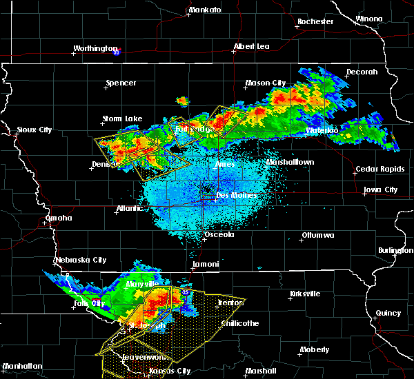 Radar Image for Severe Thunderstorms near Boxholm, IA at 6/5/2020 3:20 AM CDT