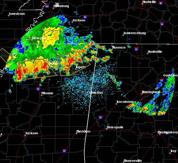 Radar Image for Severe Thunderstorms near Batesville, MS at 6/5/2020 3:17 PM CDT