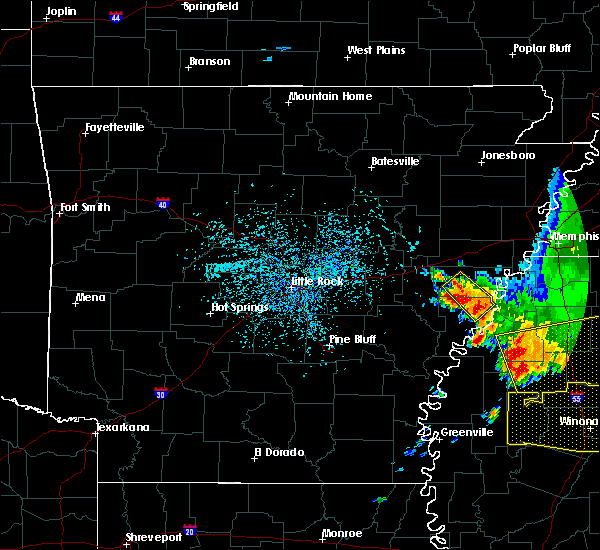 Radar Image for Severe Thunderstorms near Boyle, MS at 6/5/2020 3:30 PM CDT