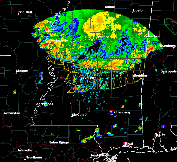 Radar Image for Severe Thunderstorms near Crystal Springs, MS at 6/5/2020 6:08 PM CDT