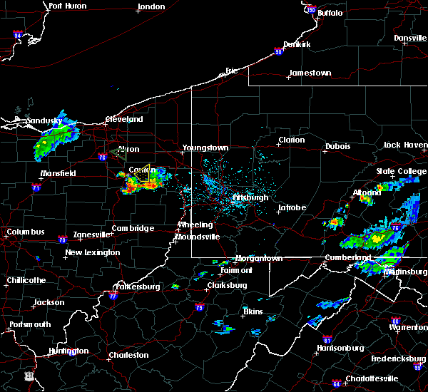 Radar Image for Severe Thunderstorms near Minerva, OH at 6/5/2020 7:44 PM EDT