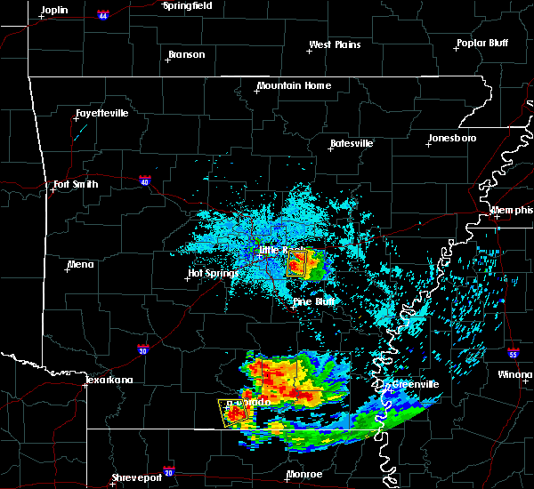 Radar Image for Severe Thunderstorms near Keo, AR at 6/5/2020 8:56 PM CDT
