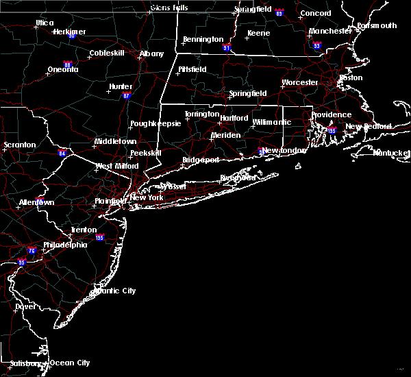 Radar Image for Severe Thunderstorms near Upper Brookville, NY at 6/6/2020 3:21 PM EDT