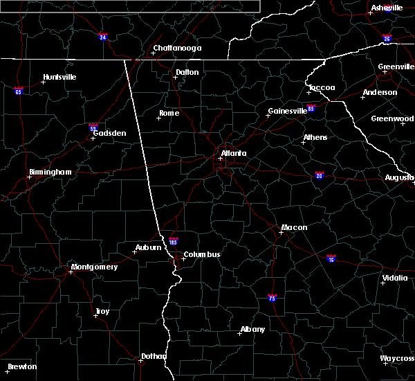 Radar Image for Severe Thunderstorms near Buckhead, GA at 6/9/2020 4:42 PM EDT
