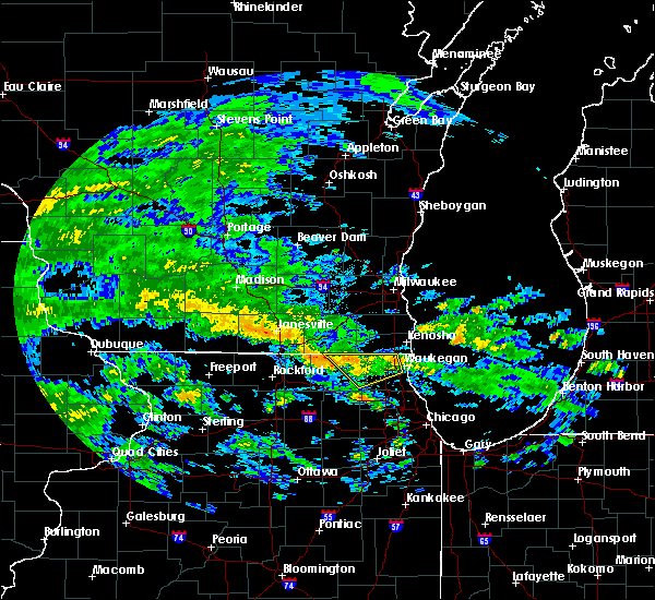 Radar Image for Severe Thunderstorms near Greenwood, IL at 6/9/2020 4:02 PM CDT