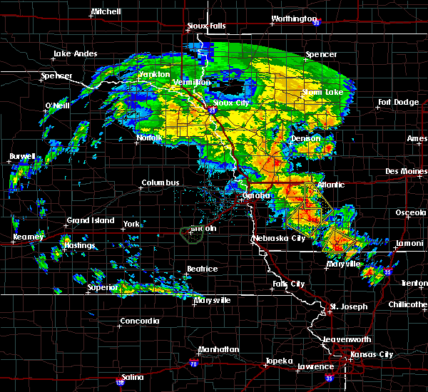 Radar Image for Severe Thunderstorms near Griswold, IA at 6/9/2020 9:42 PM CDT