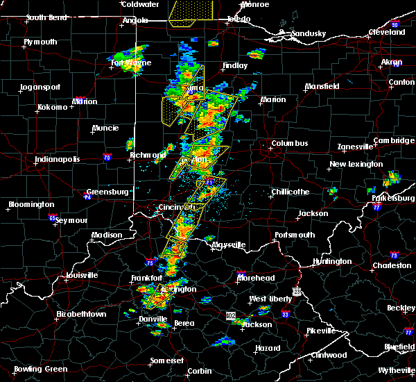 Radar Image for Severe Thunderstorms near Neville, OH at 6/10/2020 5:09 PM EDT