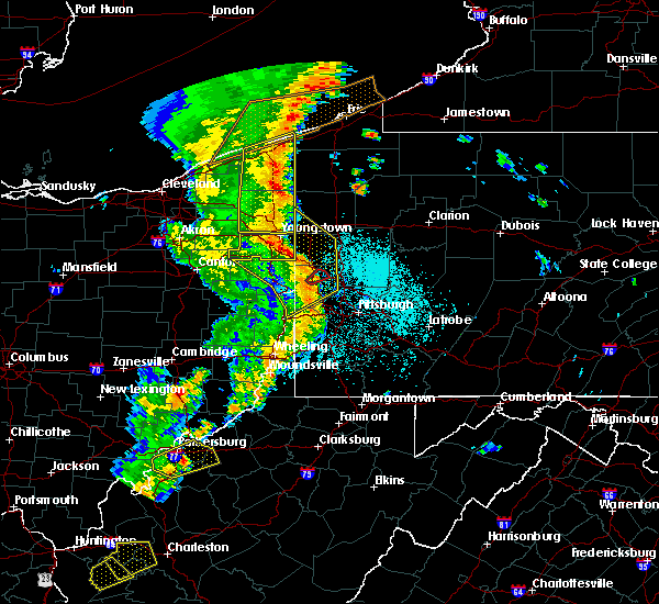 Radar Image for Severe Thunderstorms near Mill Village, PA at 6/10/2020 9:47 PM EDT