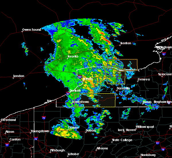 Radar Image for Severe Thunderstorms near Angelica, NY at 6/11/2020 12:20 AM EDT