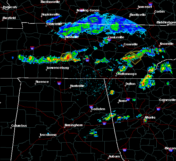 Radar Image for Severe Thunderstorms near Decatur, TN at 6/14/2020 1:48 PM EDT