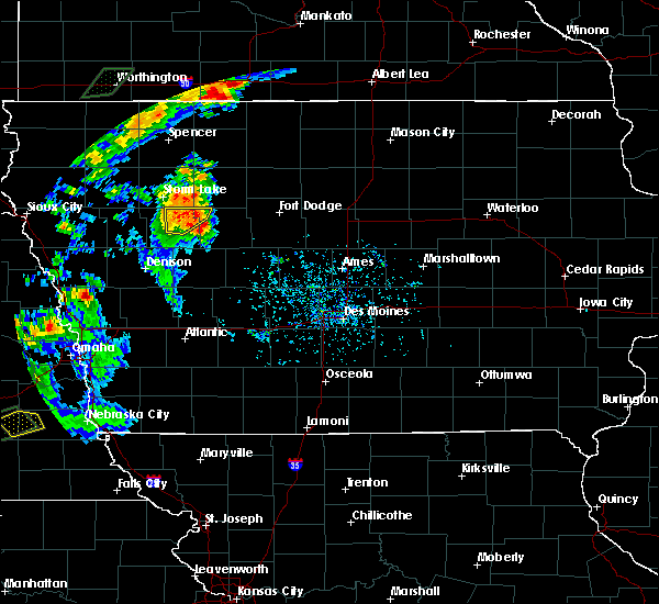 Radar Image for Severe Thunderstorms near Early, IA at 6/18/2020 5:26 PM CDT