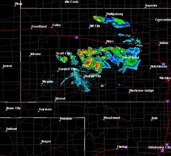 Radar Image for Severe Thunderstorms near Hanston, KS at 6/20/2020 9:07 PM CDT