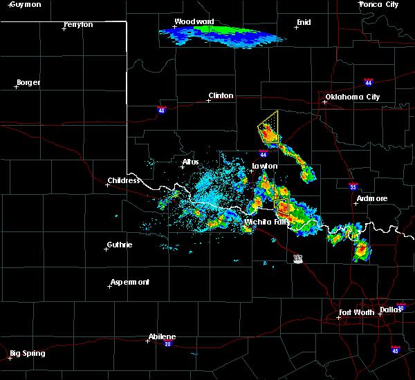 Radar Image for Severe Thunderstorms near Sugden, OK at 6/21/2020 3:27 AM CDT
