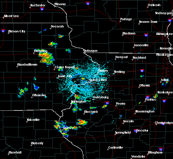Radar Image for Severe Thunderstorms near Brandon, IA at 6/21/2020 1:41 PM CDT