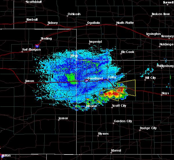 Radar Image for Severe Thunderstorms near Park, KS at 6/21/2020 2:06 PM CDT