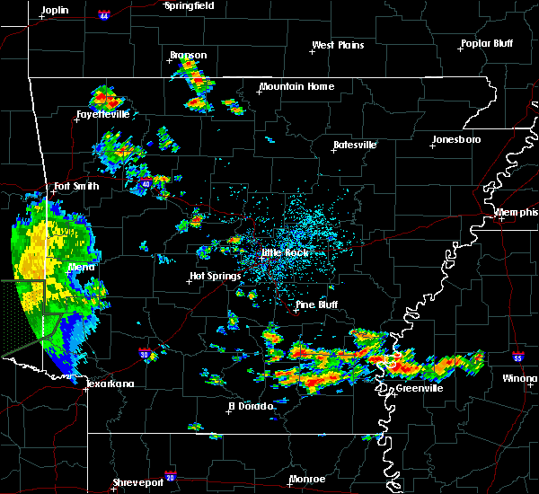 Radar Image for Severe Thunderstorms near Shaw, MS at 6/21/2020 3:04 PM CDT