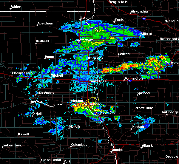 Radar Image for Severe Thunderstorms near Chatsworth, IA at 6/21/2020 3:06 PM CDT