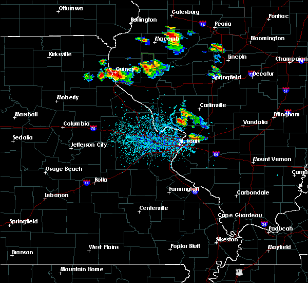 Radar Image for Severe Thunderstorms near Hull, IL at 6/21/2020 3:11 PM CDT