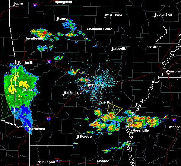 Radar Image for Severe Thunderstorms near Shaw, MS at 6/21/2020 3:41 PM CDT