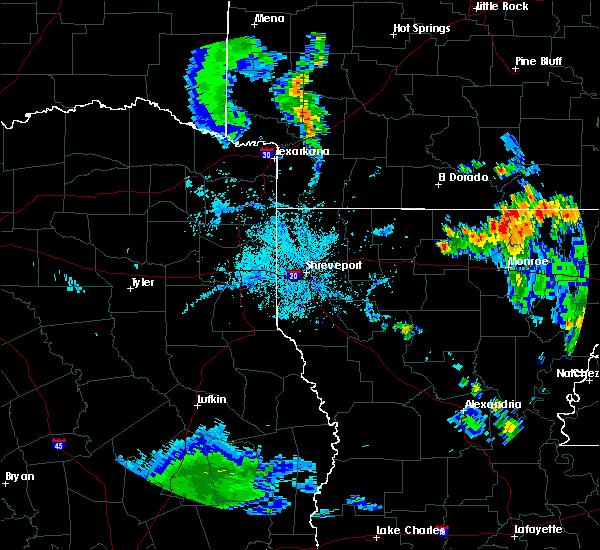 Radar Image for Severe Thunderstorms near Wilmot, AR at 6/21/2020 6:11 PM CDT