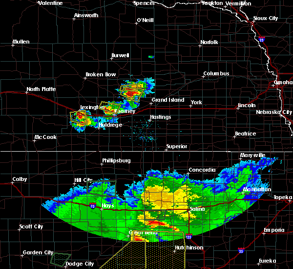 Radar Image for Severe Thunderstorms near Glenwood, NE at 6/21/2020 6:56 PM CDT