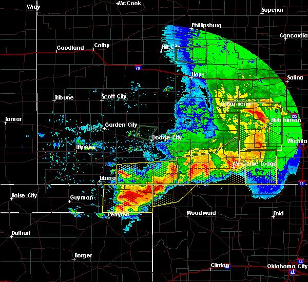 Radar Image for Severe Thunderstorms near Follett, TX at 6/21/2020 7:47 PM CDT