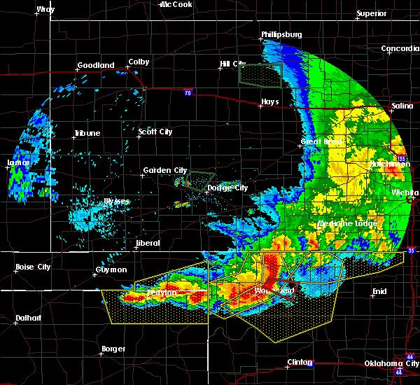 Radar Image for Severe Thunderstorms near Follett, TX at 6/21/2020 8:52 PM CDT