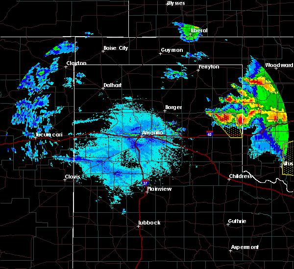 Radar Image for Severe Thunderstorms near Wheeler, TX at 6/21/2020 11:51 PM CDT