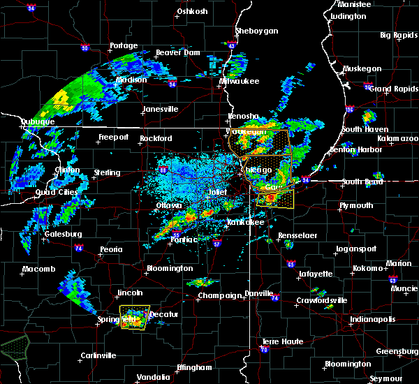 Radar Image for Severe Thunderstorms near Aberdeen, IN at 6/22/2020 2:58 PM CDT