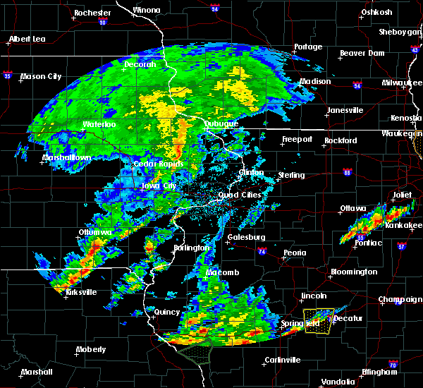 Radar Image for Severe Thunderstorms near New London, IA at 6/22/2020 3:02 PM CDT