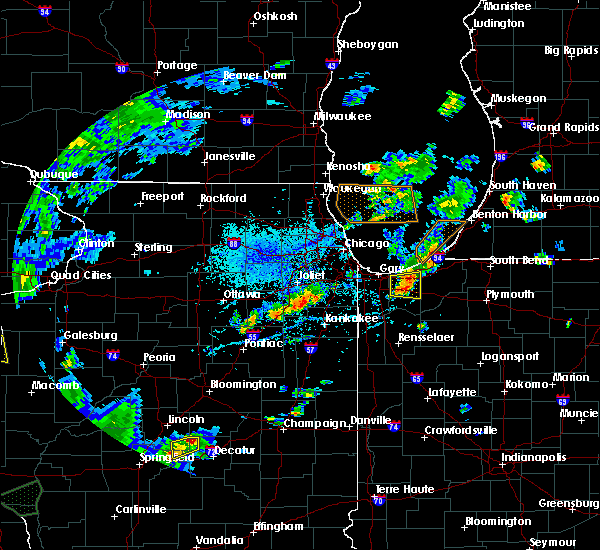 Radar Image for Severe Thunderstorms near Valparaiso, IN at 6/22/2020 3:28 PM CDT