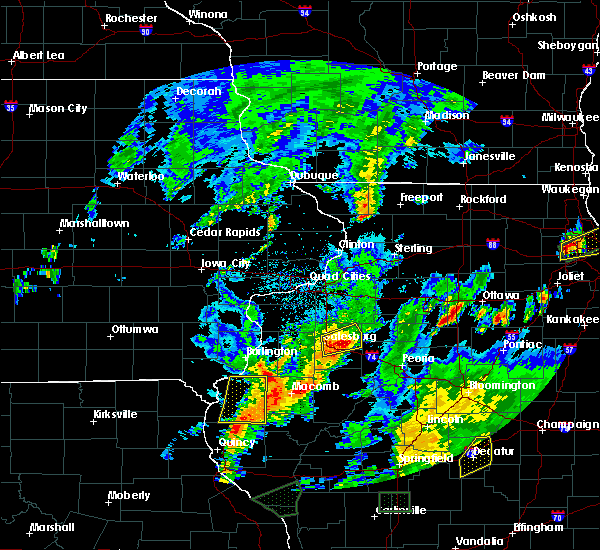 Radar Image for Severe Thunderstorms near Fort Madison, IA at 6/22/2020 5:09 PM CDT