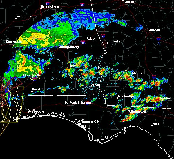 Radar Image for Severe Thunderstorms near Putney, GA at 6/24/2020 3:12 PM EDT
