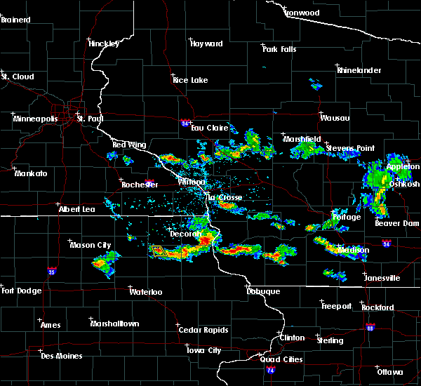 Radar Image for Severe Thunderstorms near Hawkeye, IA at 6/24/2020 6:02 PM CDT