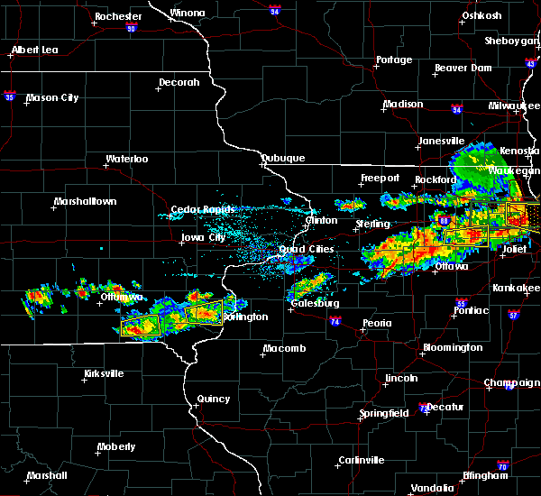 Radar Image for Severe Thunderstorms near Keosauqua, IA at 6/26/2020 7:25 PM CDT