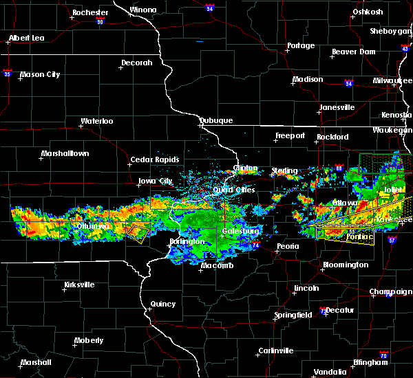 Radar Image for Severe Thunderstorms near Mount Pleasant, IA at 6/26/2020 9:10 PM CDT