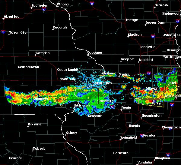 Radar Image for Severe Thunderstorms near Mount Pleasant, IA at 6/26/2020 9:16 PM CDT