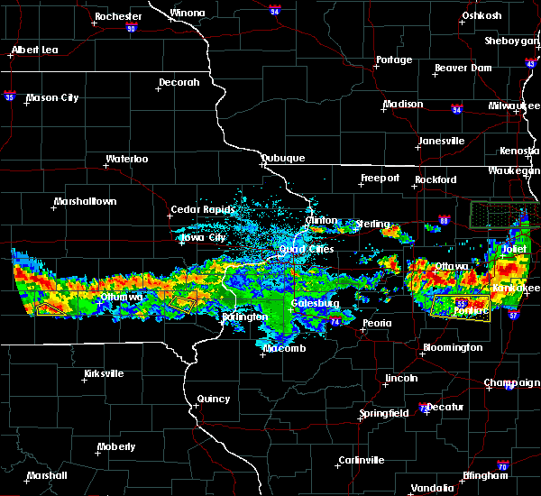 Radar Image for Severe Thunderstorms near Mount Pleasant, IA at 6/26/2020 9:26 PM CDT