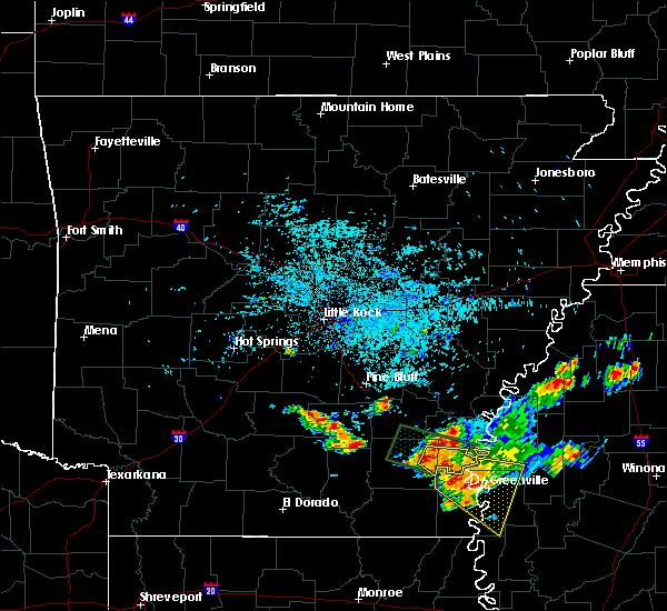 Radar Image for Severe Thunderstorms near Arkansas City, AR at 6/30/2015 5:54 AM CDT