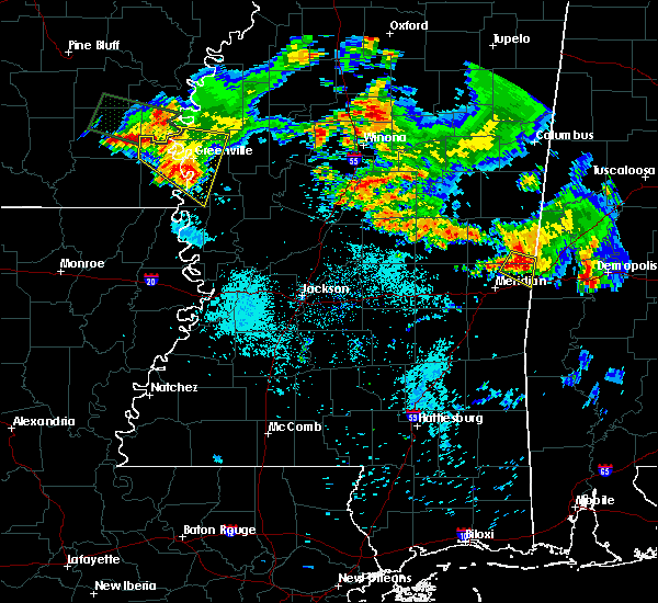 Radar Image for Severe Thunderstorms near Lauderdale, MS at 6/30/2015 6:20 AM CDT