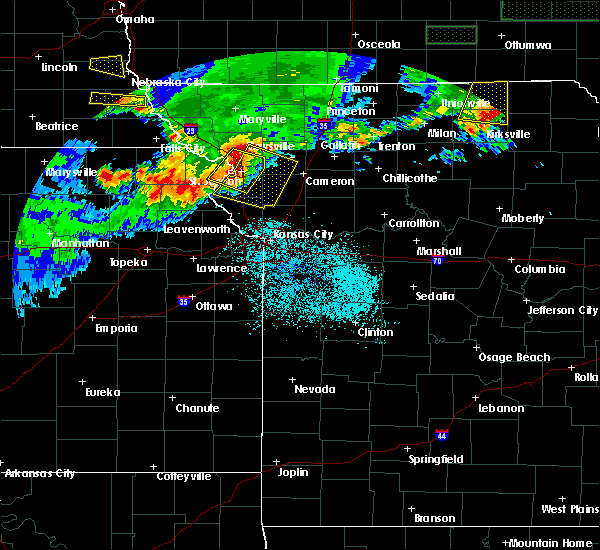 Radar Image for Severe Thunderstorms near Clarksdale, MO at 6/27/2020 1:37 AM CDT