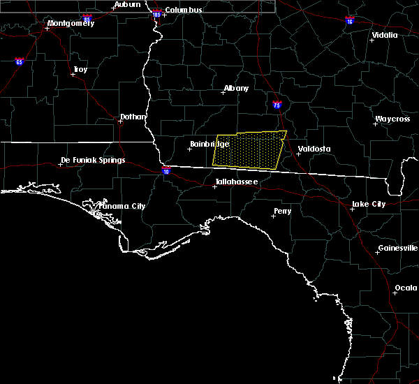 Radar Image for Severe Thunderstorms near Woodville, FL at 6/30/2015 12:01 PM EDT