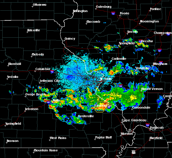 Radar Image for Severe Thunderstorms near Ozora, MO at 6/27/2020 9:54 PM CDT