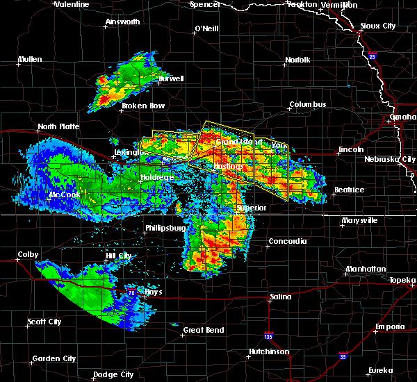 Radar Image for Severe Thunderstorms near Daykin, NE at 6/28/2020 1:46 AM CDT