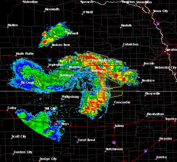 Radar Image for Severe Thunderstorms near Gilead, NE at 6/28/2020 1:52 AM CDT