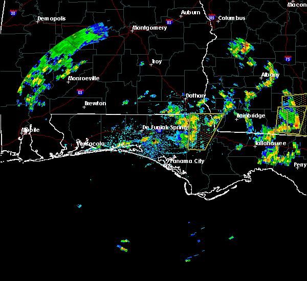 Radar Image for Severe Thunderstorms near Blountstown, FL at 6/30/2015 11:59 AM CDT