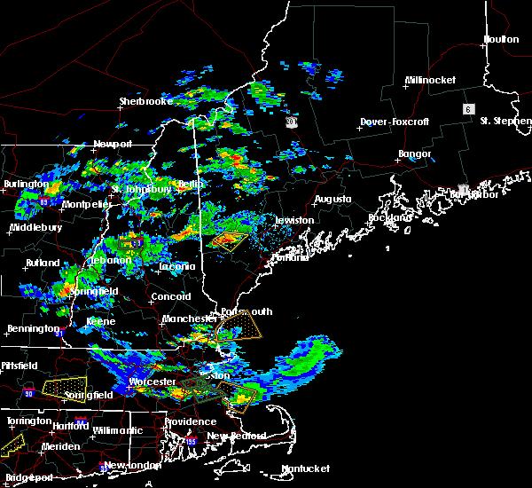 Radar Image for Severe Thunderstorms near Naples, ME at 6/28/2020 3:49 PM EDT