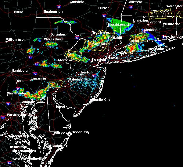 Radar Image for Severe Thunderstorms near Califon, NJ at 6/28/2020 5:36 PM EDT