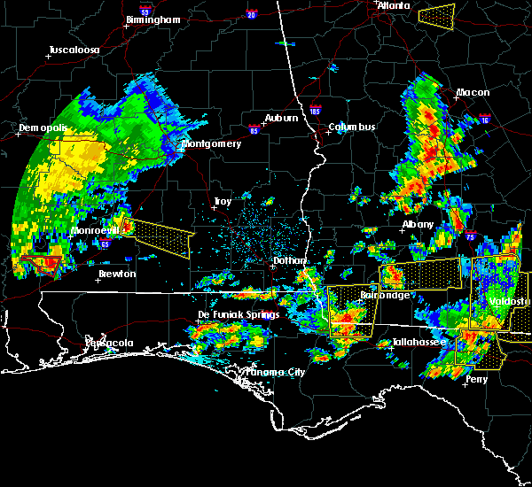 Radar Image for Severe Thunderstorms near Gantt, AL at 6/30/2015 12:41 PM CDT